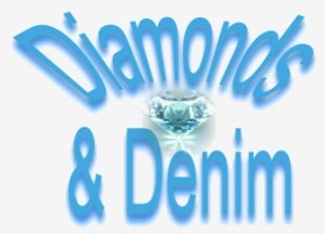 Diamond and Denim landing page
