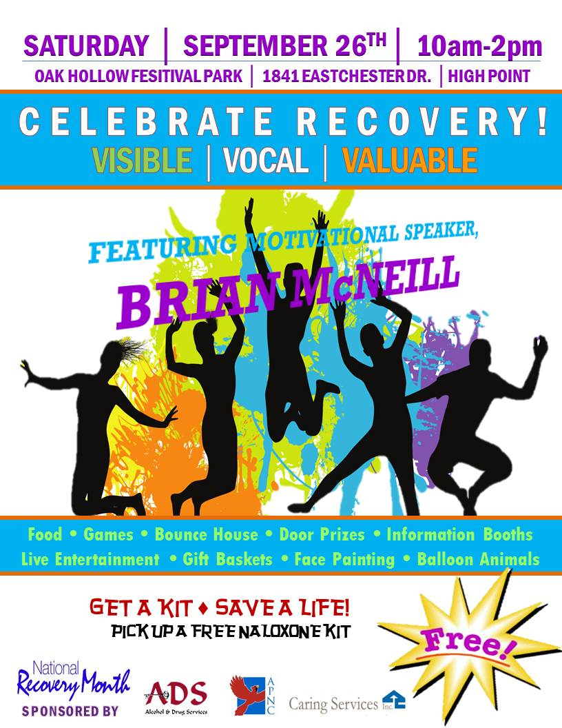 2015 Recovery Rally-Brian McNeill